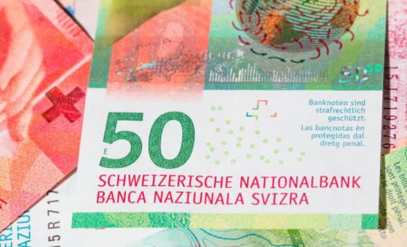 瑞士法郎货币介绍